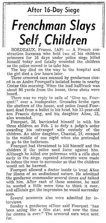 The Odessa American, vol. XLIV, nº 48, 17 février 1969, p. 1