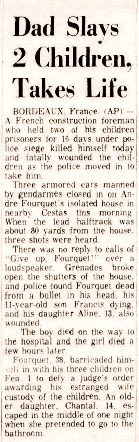 The Times Standard, vol. CXV, nº 48, 17 février 1969, p. 2