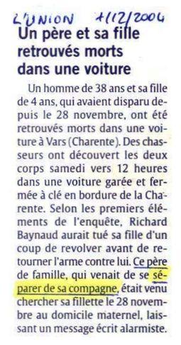 L'Union, 7 décembre 2004