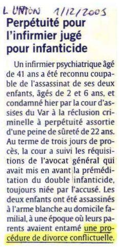 L'Union, 1er décembre 2005