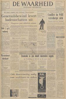 De Waarheid, 18/02/1969, p. 1