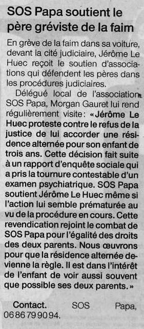 Ouest-France, 29/05/2006