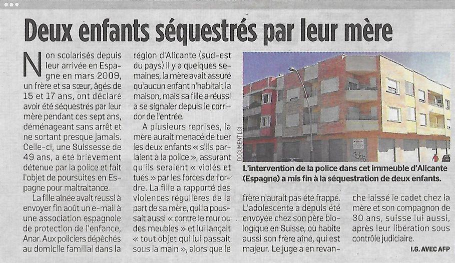 Le Parisien, nº 22441bis, 30 octobre 2016, p. 12