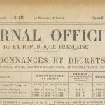 Journal officiel de la république française, nº 235, 6 octobre 1945, p. 1