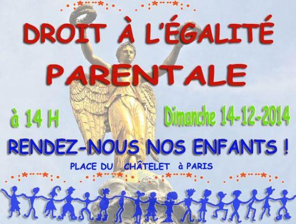 Manifestation du 14/12/2014