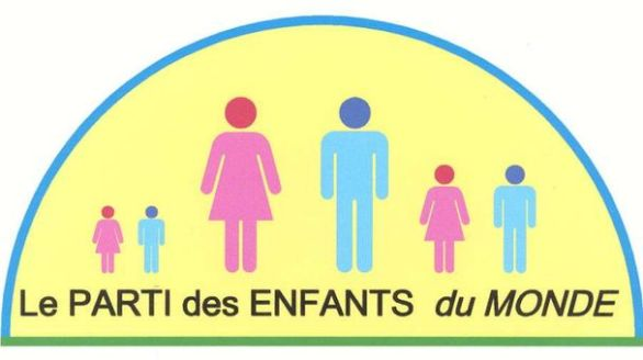 Logo Le Parti des Enfants du Monde