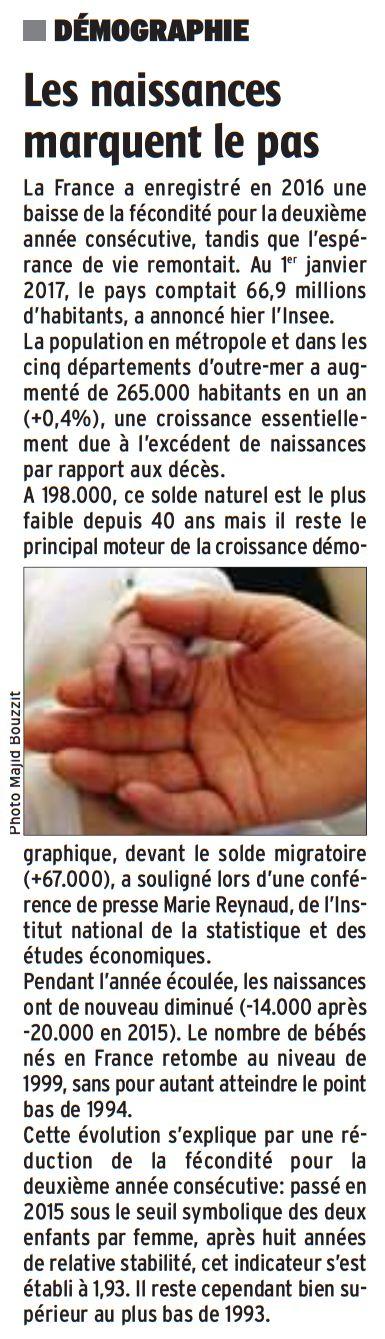 La République des Pyrénées, nº 21944, 18 janvier 2017, p. 38