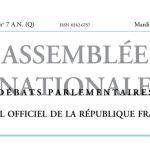Journal officiel de la République française, nº 7AN(Q), 14 février 2017