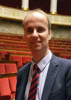 Christophe Premat (© Assemblée nationale)