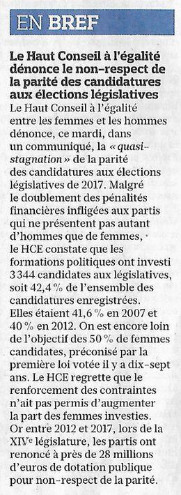 Le Figaro, nº 22639, 24 mai 2017, p. 8