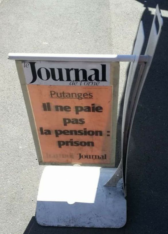 Le Journal de l'Orne, nº 3145, 15 juin 2017