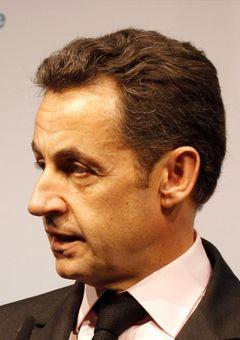 Nicolas Sarkozy (© Sebastian Zwez)