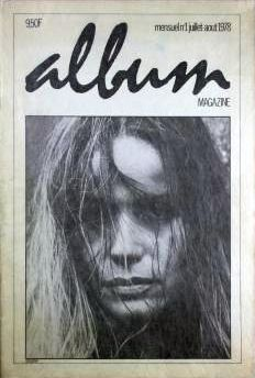 Album, nº 1, juillet 1978
