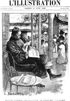 L'Illustration du 23 juin 1900