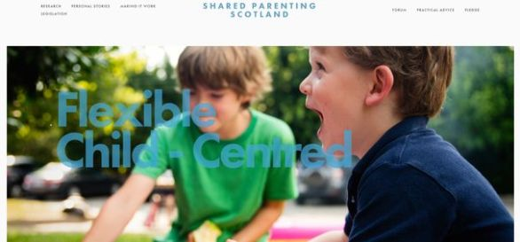 Shared Parenting Scotland
