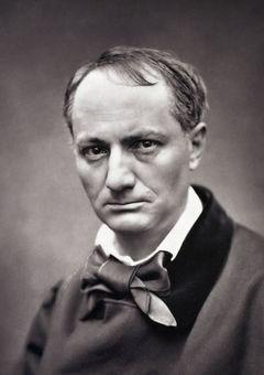Charles Baudelaire (© Étienne Carjat)