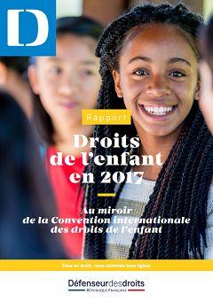 Droits de l'enfant en 2017. Au miroir de la Convention internationale des droits de l'enfant