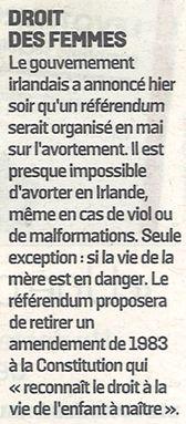 Le Parisien, nº 22832, 30 janvier 2018, p. 10