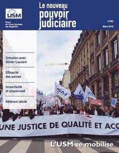 Le nouveau pouvoir judiciaire, nº 422, mars 2018
