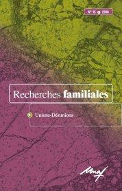 Recherches familiales nº 15