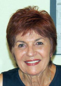 Geneviève Levy (© D.R.)