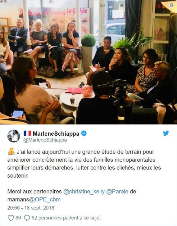 Marlène Schiappa – Parole de Mamans