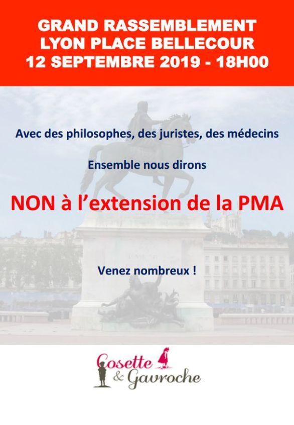 Manifestation Cosette & Gavroche
