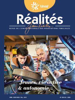 Réalités Familiales, nº 130-131, septembre 2020