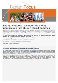 Insee Focus, nº 212, 23 octobre 2020