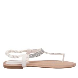 Spendless flat sandal