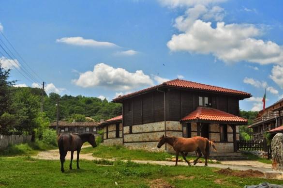 Най-известно сред  тях е  село Бръшлян, обявено за архитектурен резерват. Някои от къщите му са на повече от 200 години