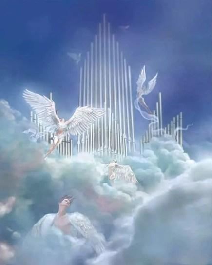 anges ciel