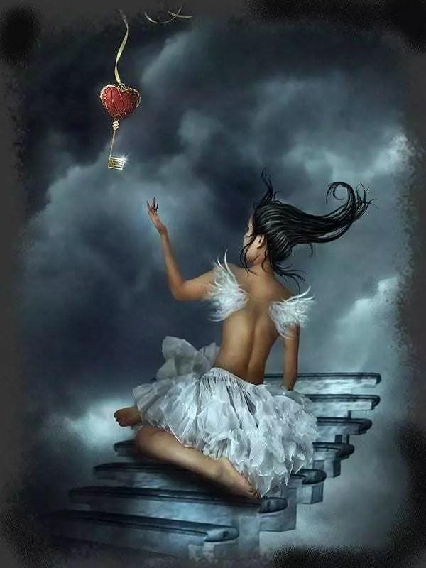 ange et coeur