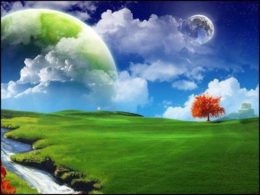 paysage terre