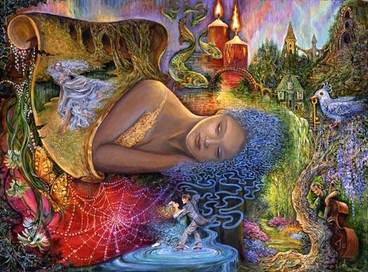 Différence entre l'état de veille et l'état de rêve