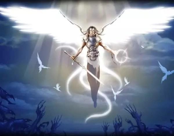 Une Vision de la Source vue par les Anges