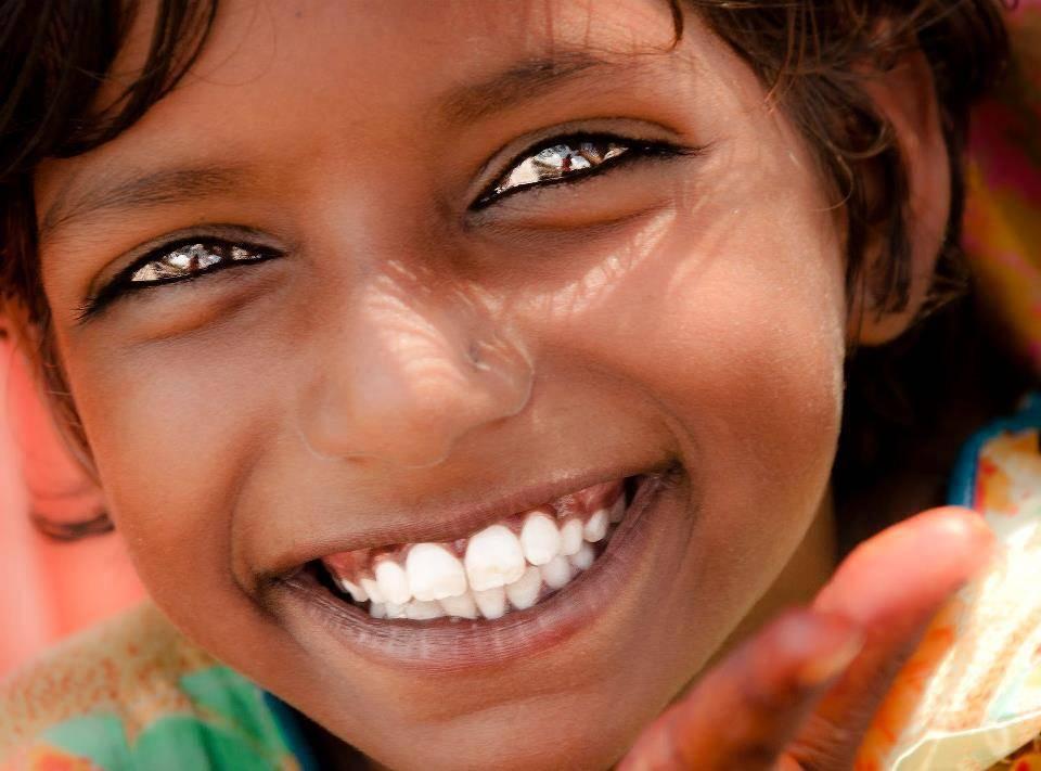 La puissance du sourire
