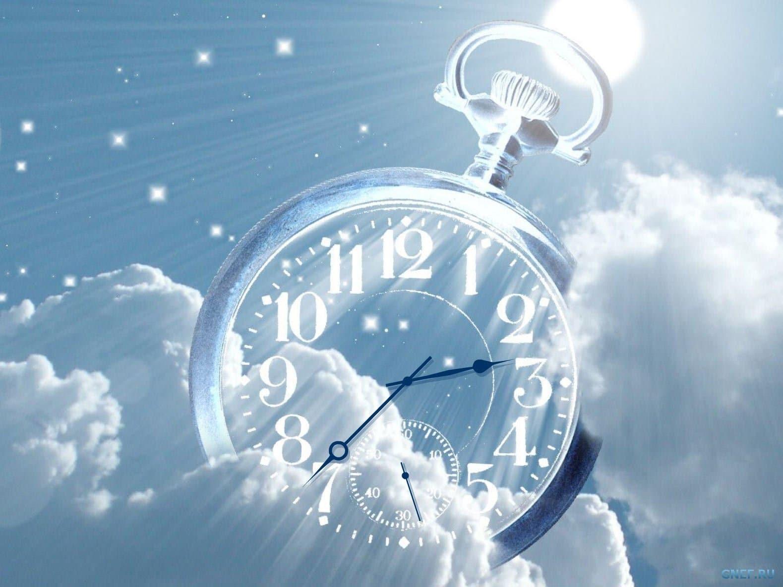 Nos perceptions du temps changent