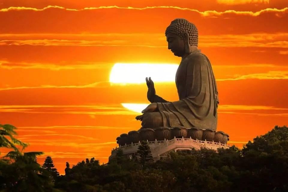 10 citations de Bouddha qui vous aideront à être en paix avec vous-même