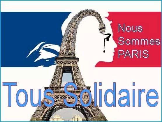 Nous sommes Paris
