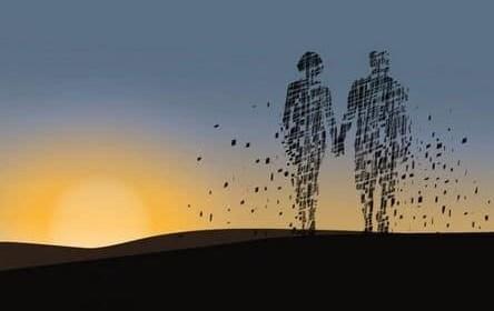 Aujourd'hui, nous ne disons plus au revoir, nous nous contentons de disparaître sans un mot