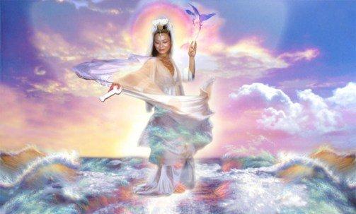 kwan Yin compassion