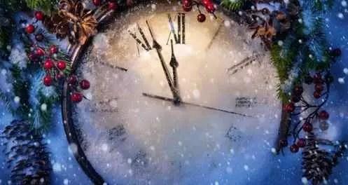 Vœux pour le Nouvel An