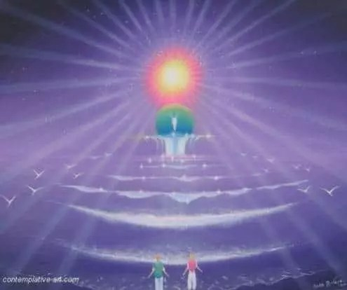 Les sept étapes de l'ascension