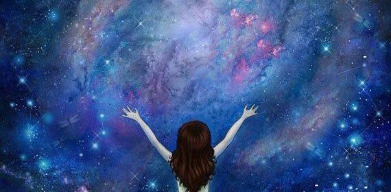 Astro Maya,l'esprit créatif,l'initiative