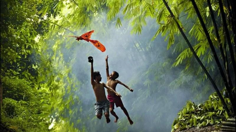 Comment trouver la joie de vivre en s'inspirant des enfants