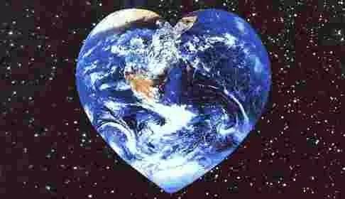 Construire le nouveau monde d'amour