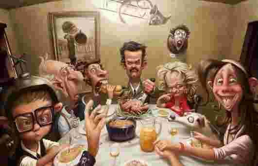 4 caractéristiques des familles toxiques