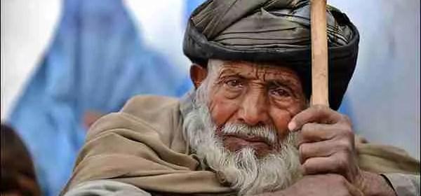 L'homme inquiet et le sage du village