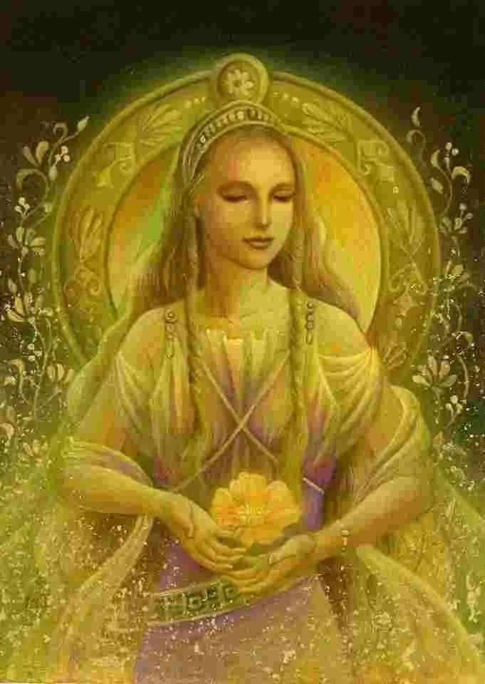 Émotions – Mère divine